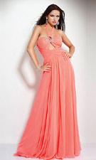 Jovani 7381 Coral Dress