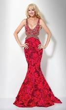 Jovani 7462 Red Dress
