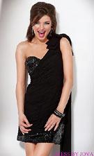 Jovani 759 Black Dress
