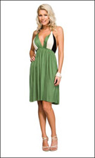 Kitty 4561 Jade Dress