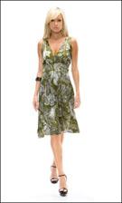 Kitty 4592 Olive Dress