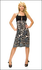 Kitty 4608 Black Dress
