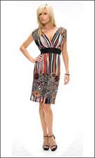 Kitty 4618 Rainbow Dress