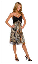 Kitty 4627 Printed Dress