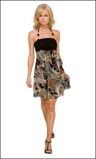 Kitty 4637 Printed Dress