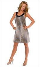 Kitty 4650 Gray Dress