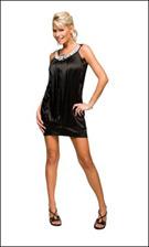 Kitty 4687 Black Dress