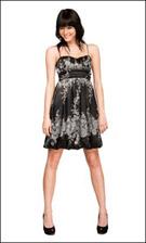 Kitty 4704 Black Dress
