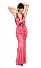 Kitty 4712 Red Dress