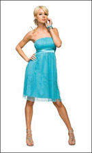 Kitty 4719 Blue Dress