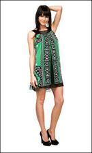 Kitty 4729 Green Dress