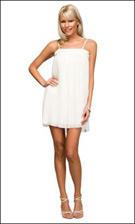 Kitty 4746 Ivory Dress