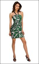Kitty 4750 Green Dress