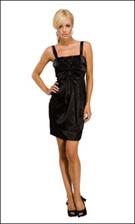 Kitty 4757 Black Dress