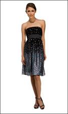 Kitty 4763 Black Dress