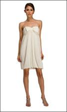 Kitty 4764 White Dress