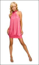 Kitty 4766 Pink Dress