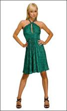 Kitty 4774 Green Dress