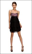 Kitty 4777 Pink Dress