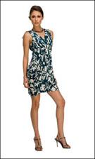 Kitty 4786 Teal Dress