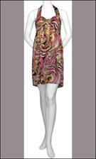 Kitty 4792 Pink Dress