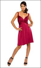 Kitty 4861 Magenta Dress