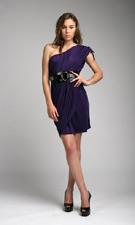 Kitty 4892 Purple Dress