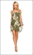 Kitty C1032 Olive Dress