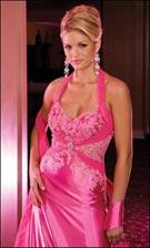Le Gala 18531 Pink Dress