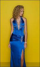 Mori Lee 5775 Blue Dress