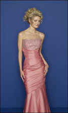 Mori Lee 7065 Coral Dress
