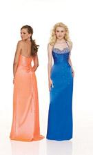 Mori Lee 8517 Sapphire/Flame Dress