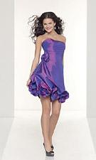 Mori Lee 9051 Purple Dress