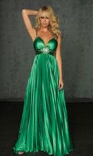 Night Moves 6006 Emerald Dress