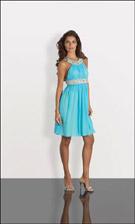 Niteline 419420 Aqua Dress