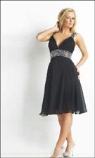 Princess 2182 Black Dress