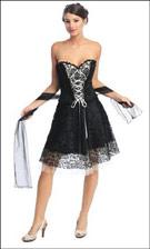 Prom Girl 2002 Black Dress