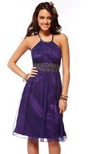 Scala 0111 Purple Dress