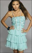 Scala 14128 Blue Dress
