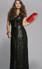 Scala 19878 Black Dress