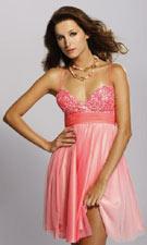 Scala 46956 Coral Dress