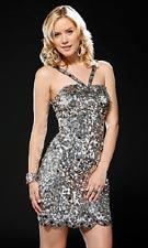 Scala 47124L Silver Dress