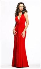 Sherri Hill 8002 Red Dress