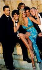 Sherri Hill S02009 Blue Dress