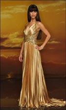 Studio 17 2751 Gold Dress