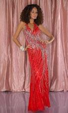 Tiffany 1691022 Red Dress
