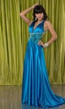 Tiffany 1691033 Turquoise Dress