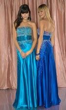 Tiffany 1691039 Turquoise/Royal Dress