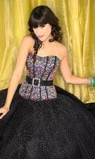 Tiffany 1691076 Black Dress