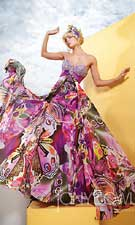 Tony Bowls 111510 Purple Dress